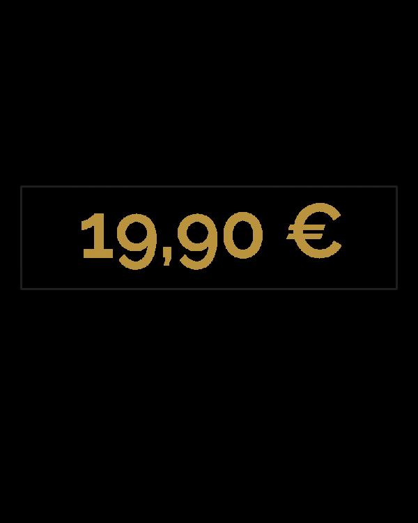 20er Klingen Ersparnis
